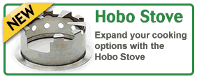 Hobo Stove, Camp Cups and Accessories