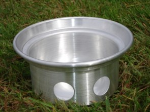 Fire Base (Aluminum - for Small Kettle)