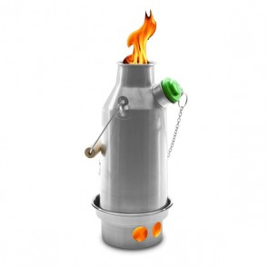'Trekker' 0.6 ltr (Stainless Steel) + Whistle (FREE 6 Pack Sporks)