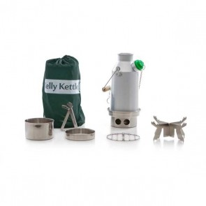 Alu. Trekker Kettle - Basic Kit