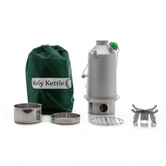 Alu 'Base Camp' Kettle - Basic Kit