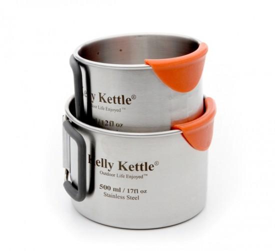 Cups pack inside together