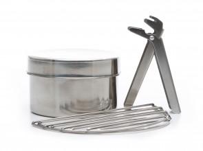 Cook Set (Stainless Steel) - Small for Trekker Model