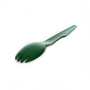Spork - Green (Dishwasher Safe / BPA Free)