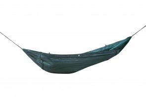 DD Travel Hammock / Bivi.   Two Waterproof Base Layers.   This versatile Hammock can be set up on the ground as a bivi/tent!