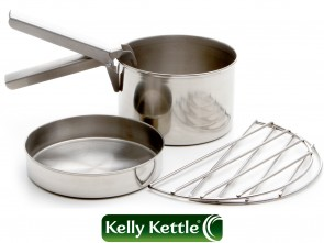 Cook Set (Stainless Steel) for Trekker Model