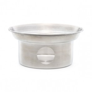 Stainless Steel Fire Base - for Base Camp & Scout Models