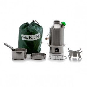 SST 'Scout' Kelly Kettle - Basic Kit