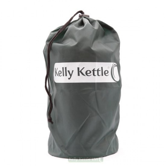 Bag - Large Green Carry Bag