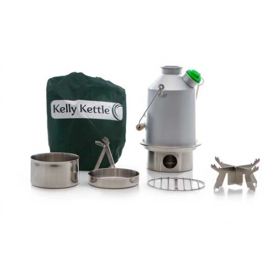 Alu. Scout Kettle - Basic Kit