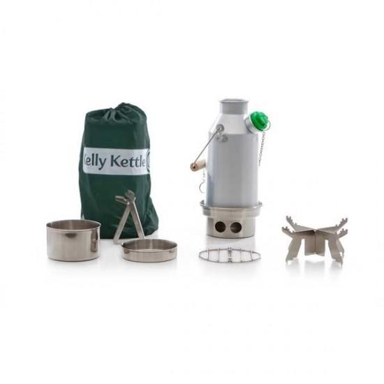 Alu. Trekker Kettle - Basic Kit