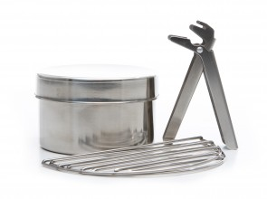Cook Set (Stainless Steel) - Small for Trekker Model