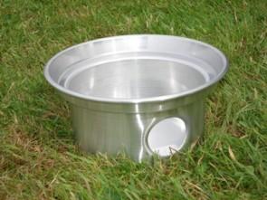 Fire Base (Aluminum - for Large/Medium Kettle)