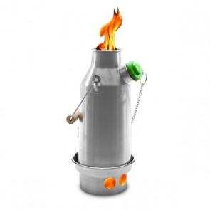 'Trekker' 0.6 ltr (Stainless Steel) + Whistle (FREE 6 Pack Sporks)