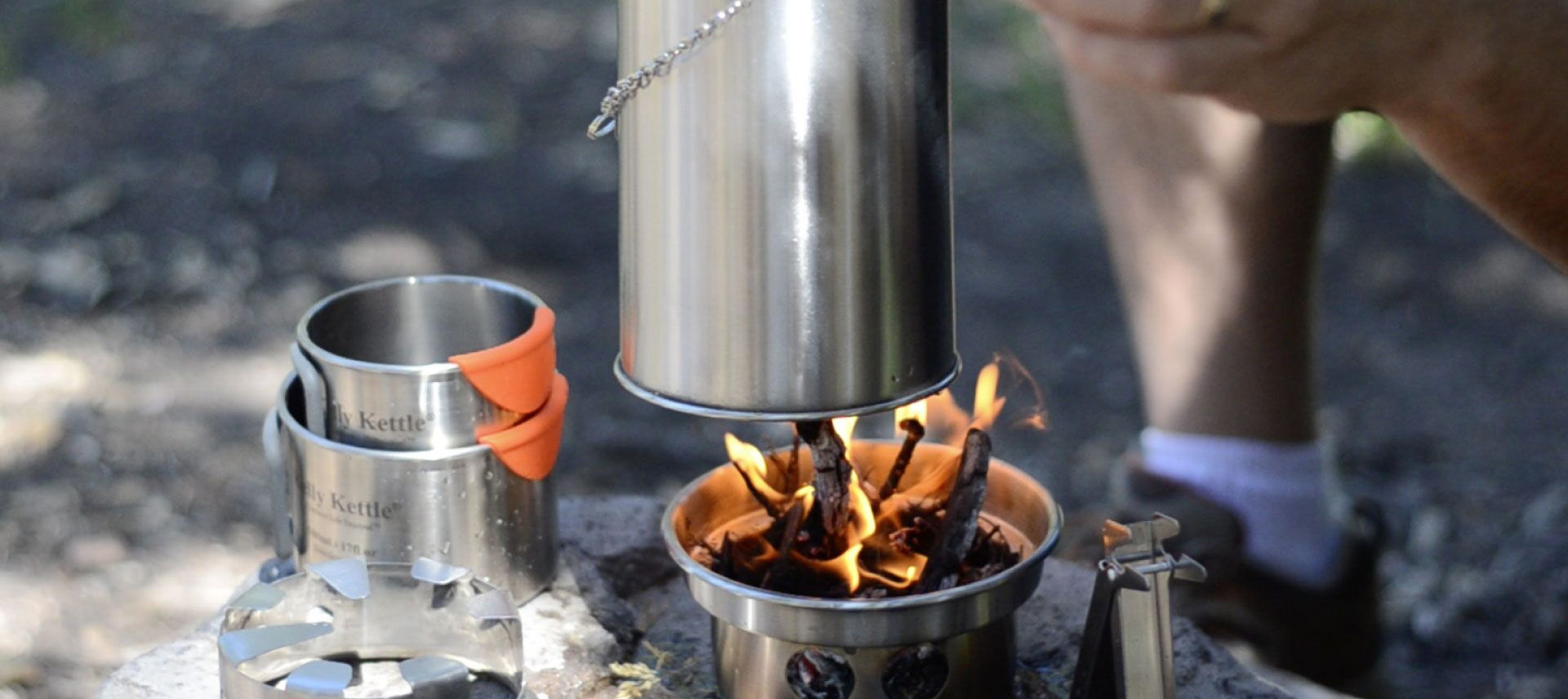 Kelly Kettle Accessories