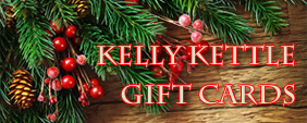 Kelly Kettle Gift Card
