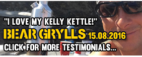 Bear Grylls Testimonial - Click here for more