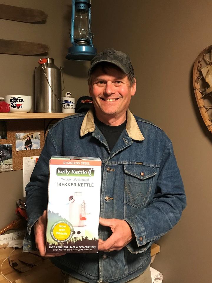 Scott Graham, Solway, Minnesota, USA, April Winner #WhereDoYouUseYours
