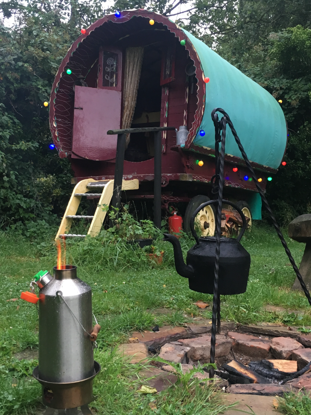 """Who needs a Gypsy kettle when you have a Kelly!"" July 2019 UK #wheredoyouuseyours"