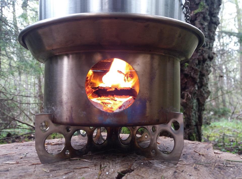 Homemade base/potstands