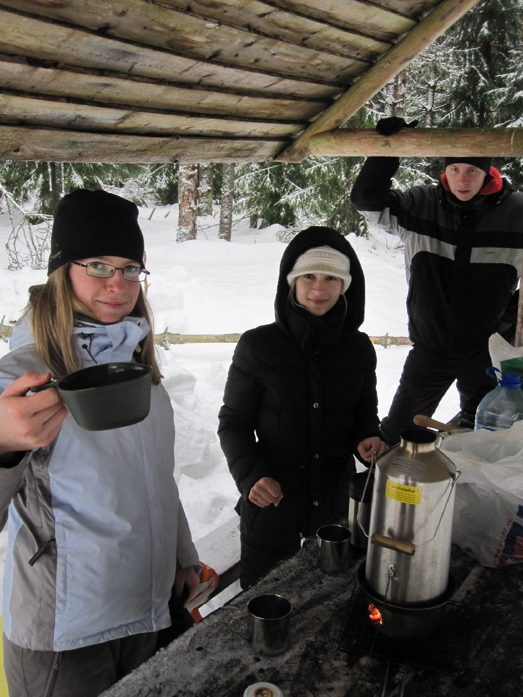 Andreas Liivamaa (Kelly Kettle in Winter Picnic)