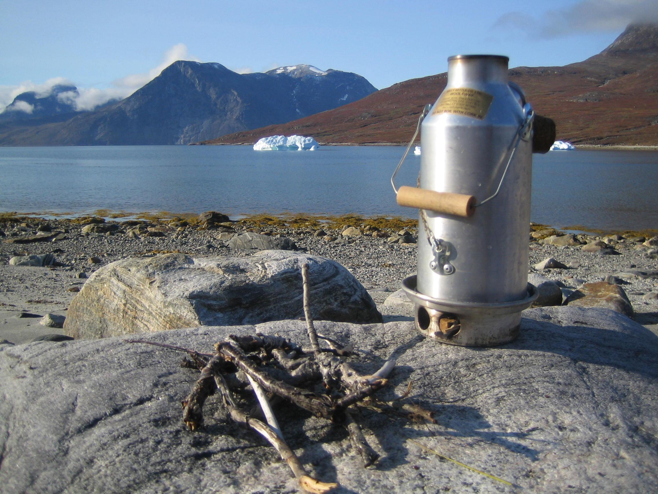 Kelly Kettle in Greenland (1 Pint)