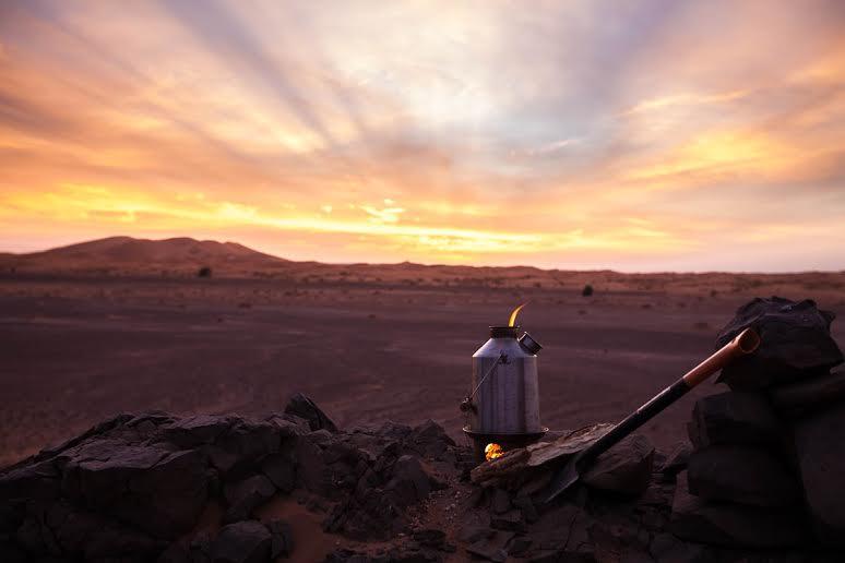 Morocco - Kelly Kettle 2014