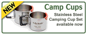 Hobo Stove, Camp Cups and Accessories at Kelly Kettle